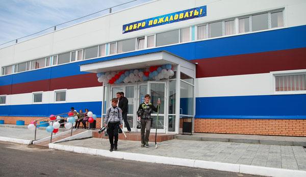 Ремонт ЛДС Татарска полностью завершен к началу учебного года