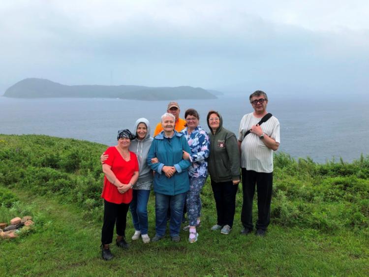 Участники приморского соцпроекта «Мы вместе» побывали на экскурсиях