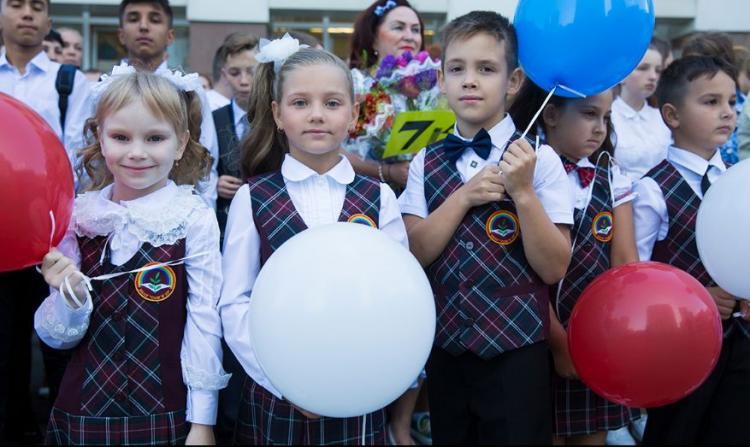 Почти семь тысяч первоклашек Владивостока пойдут в школу в этом году