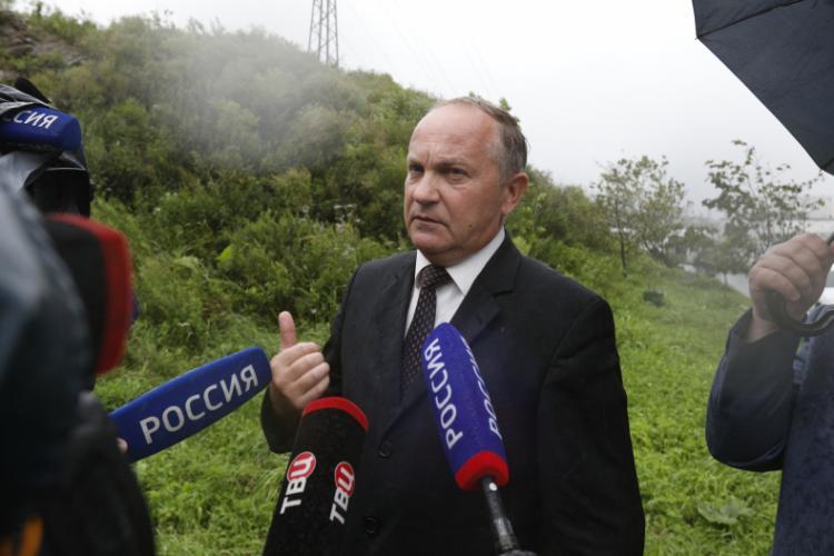 Мэр Владивостока поручил принять все меры для устранения последствий потопа