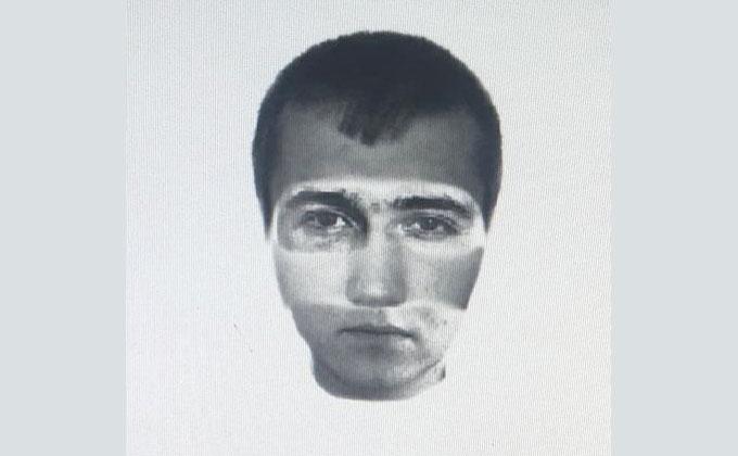 Фоторобот опасного разбойника составила новосибирская полиция