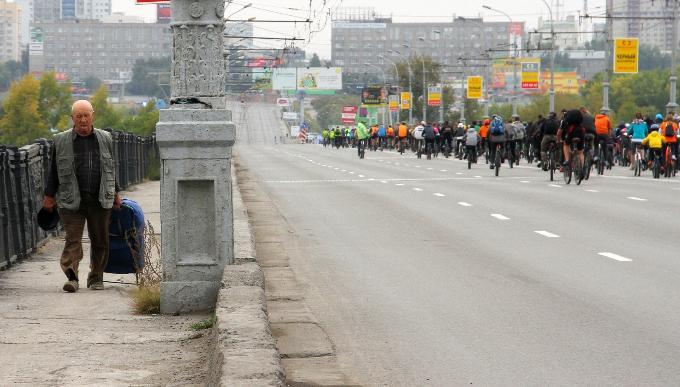 Сибирский велопробег-2019: новый маршрут порадовал участников