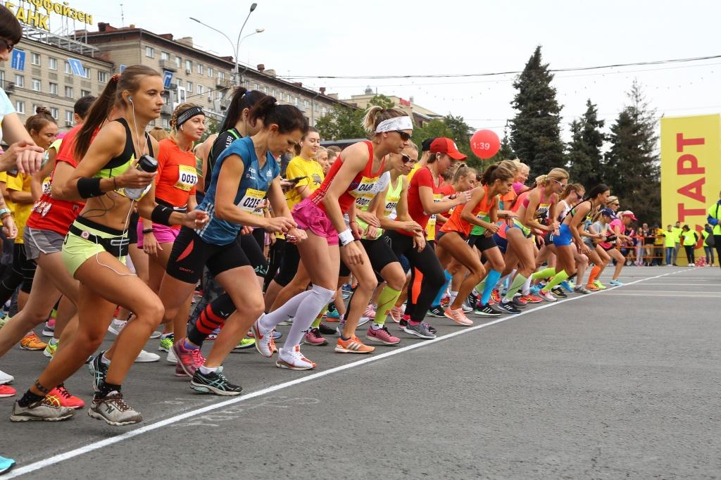 Лучшие результаты сибирского фестиваля бега-2019 — фоторепортаж