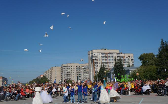 Улицу Ленина перекроют в Бердске накануне Дня города 6 сентября