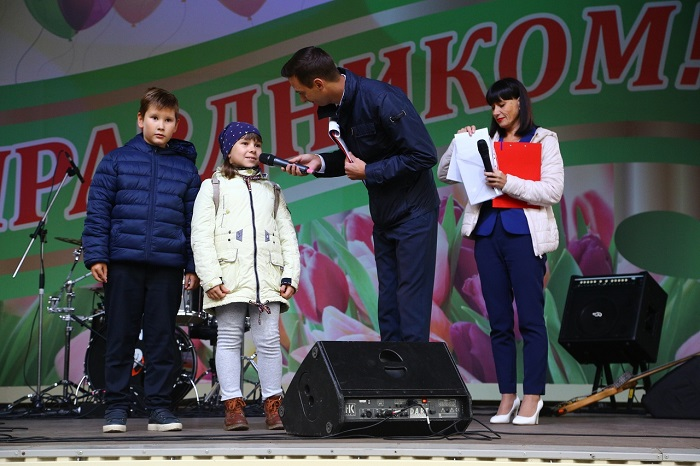 «На все 100» отпраздновала вековой юбилей газета «Советская Сибирь»