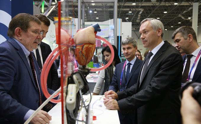 О краеугольном вопросе дискуссий на «Технопроме» рассказал губернатор