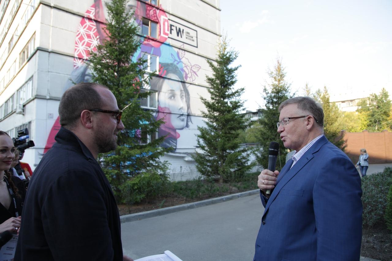 Первый день показов на Long Fashion Weekend состоялся в Челябинске