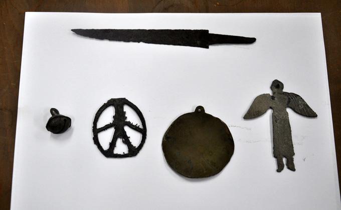 Вещи древнего шамана обнаружены в Новосибирской области