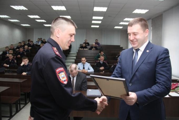 Новый начальник полиции назначен в Новосибирске