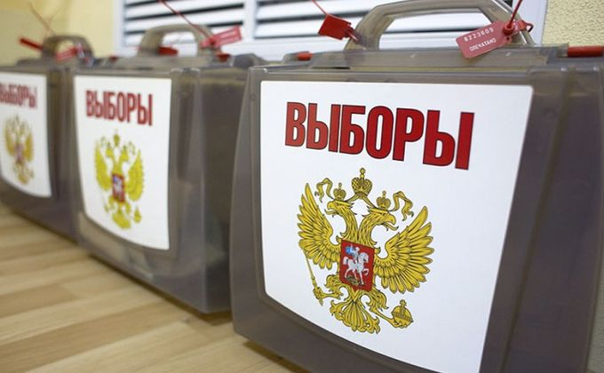 Выборы мэра Новосибирска начались при низкой явке