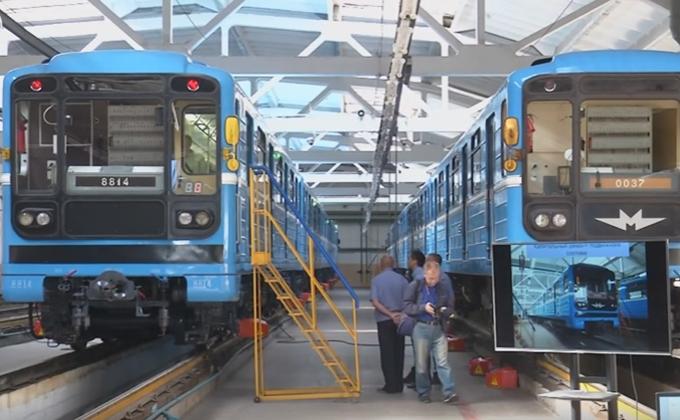 Вагоны метро получили вторую жизнь