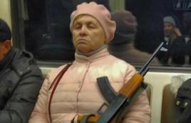 Феномен фото пассажиров в метро – от искусства до ширпотреба