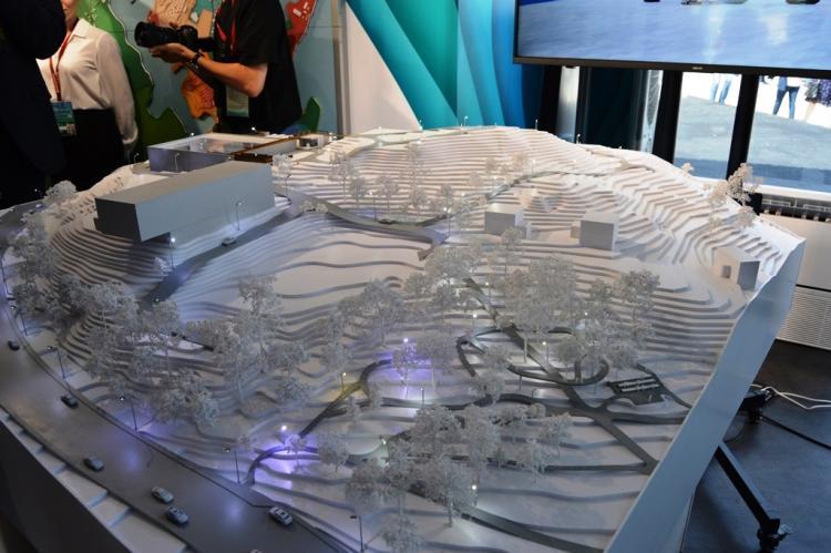 Во Владивостоке построят спортивный центр и ледовую арену