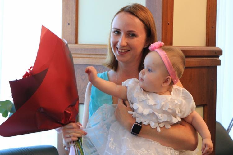Тысячная семья со вторым ребенком получает поддержку из бюджета Приморья