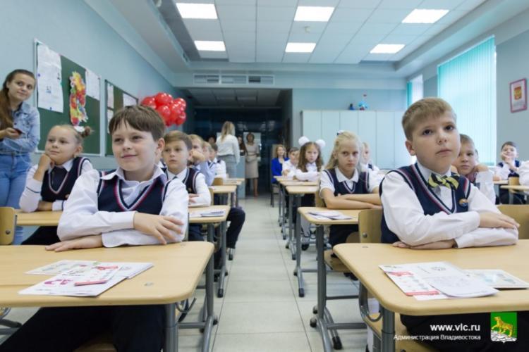 Во Владивостоке первоклассников научили распознавать симптомы инсульта