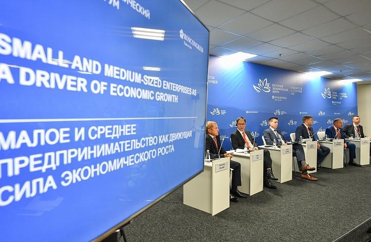 Замглавы Приморья предложил ФНС раскрыть данные о предпринимателях