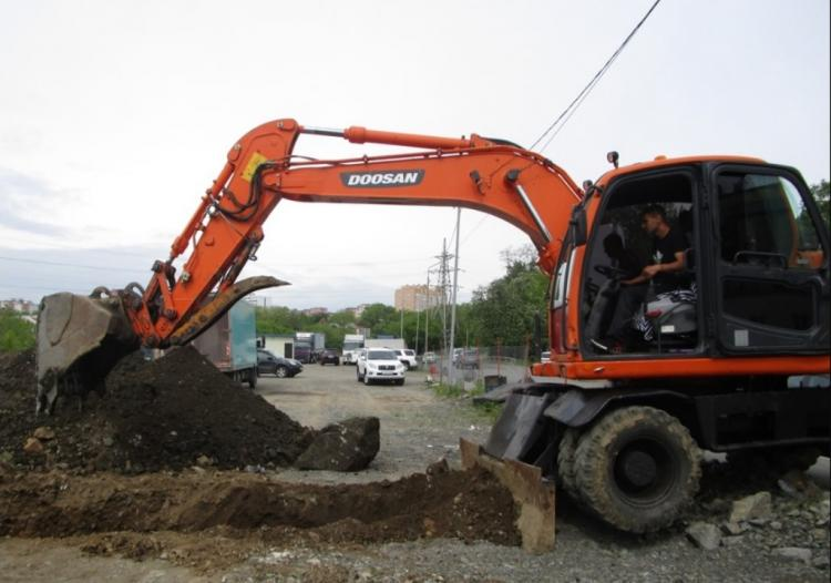 На улице Борисенко во Владивостоке отремонтируют ливнёвку