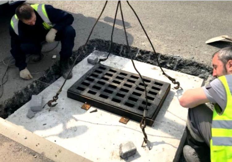 Подрядчик восстановит асфальт после ремонта на улице Стрелковой