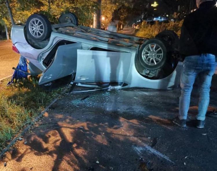 Пьяный водитель устроил серьезное ДТП во Владивостоке