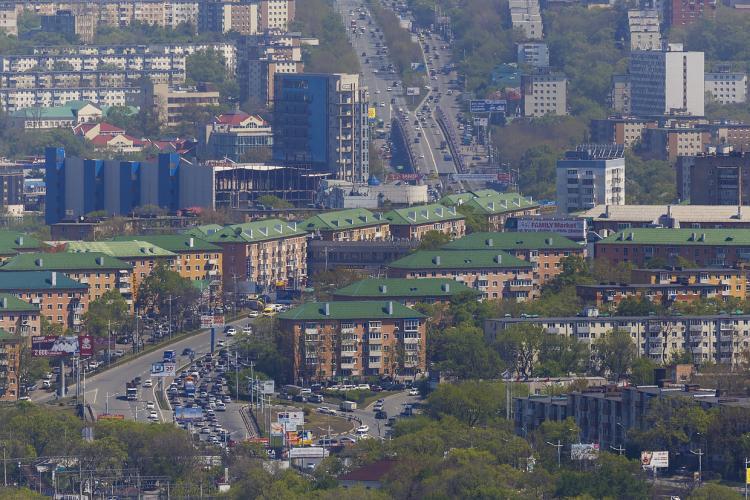 Во Владивостоке голосуют за территории, которые необходимо благоустроить