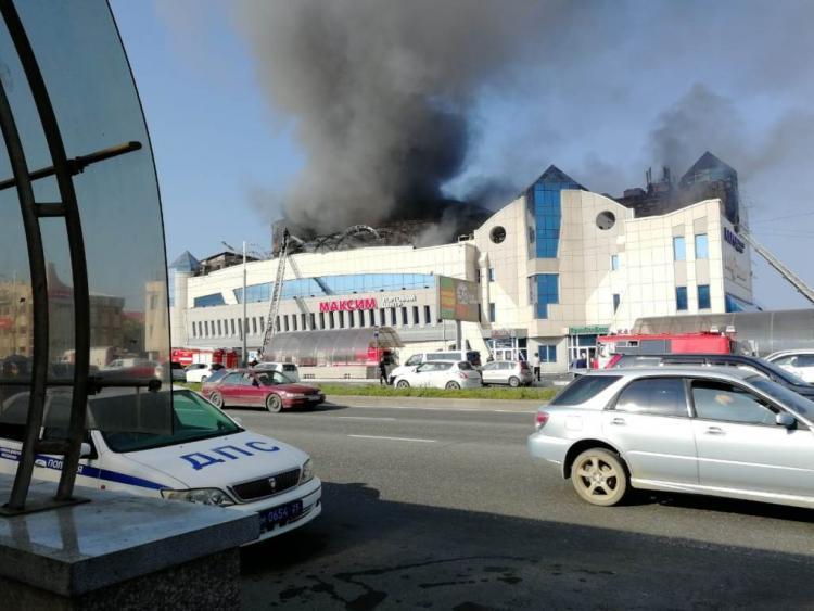 Хозяин сгоревшего «Максима» предложил арендаторам площади в других ТЦ