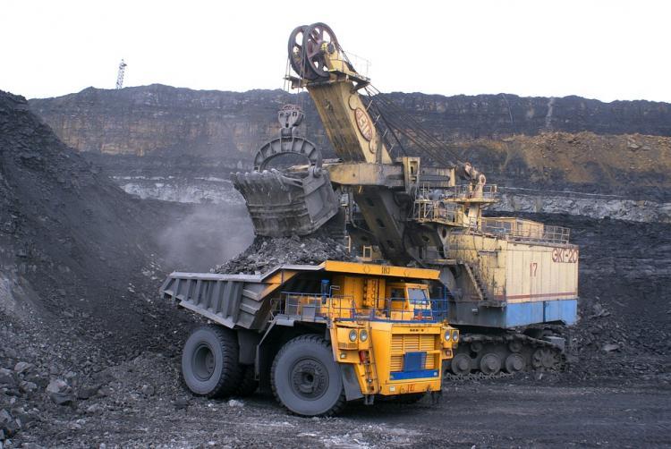 В Приморье упала добыча угля