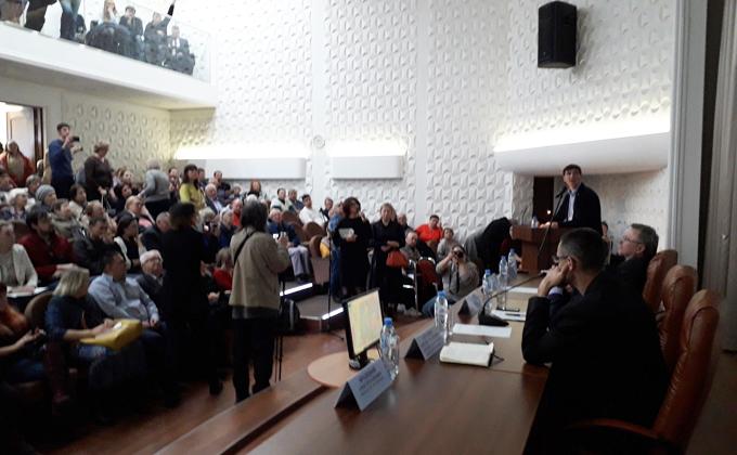 Коррективы генплана для Академгородка 2.0 прошли под аплодисменты