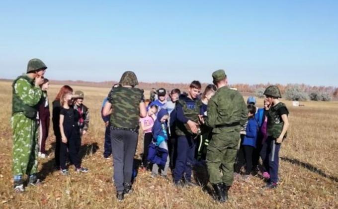 Дезертиров искали школьники в Студеном