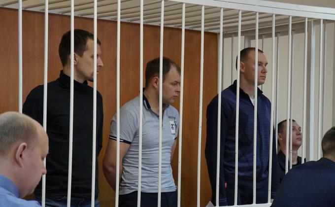 Торговцы вещдоками оспаривают приговор в Бердске