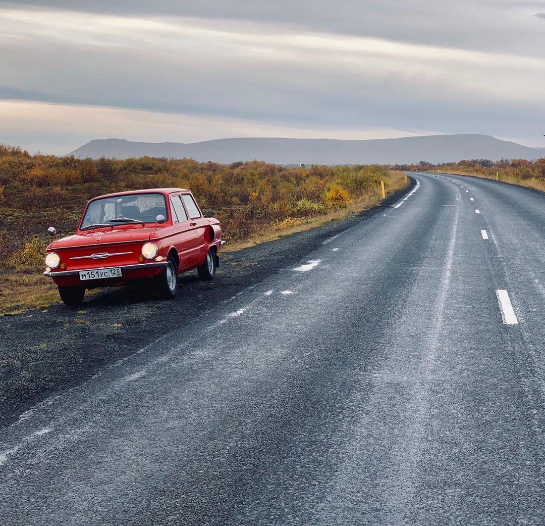 «Запорожец» купили в Тихорецке, а двигатель модифицировали: как южноуральцы добирались до Исландии