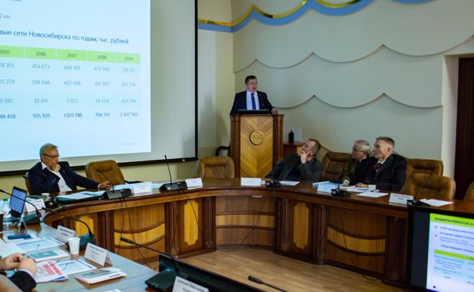 64% труб на замену: поиск инвестиций в новосибирские теплосети