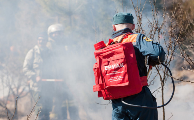 Минприроды региона: лесные пожары не являются причиной загрязнений воздуха