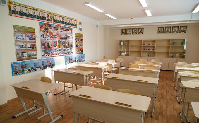 Без учеников встретит День учителя школа в Куйбышеве