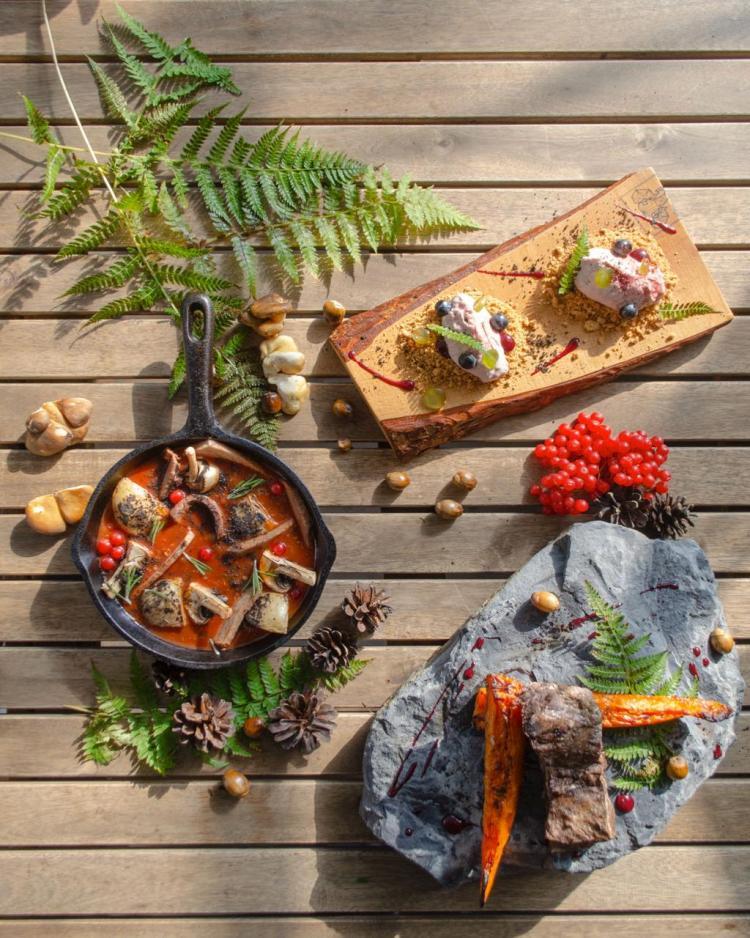 Где вкуснее: Фестиваль тайги вновь покоряет Владивосток