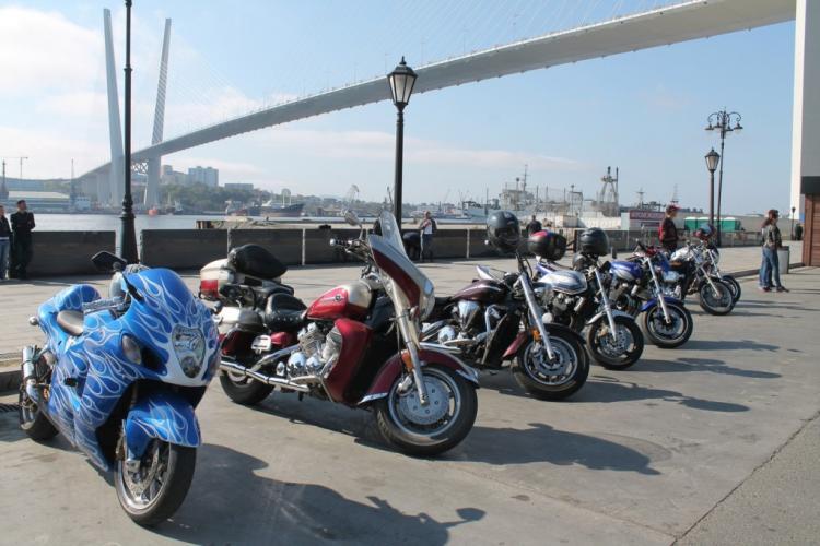 Байкеры Владивостока закроют сезон поездкой на Шамору