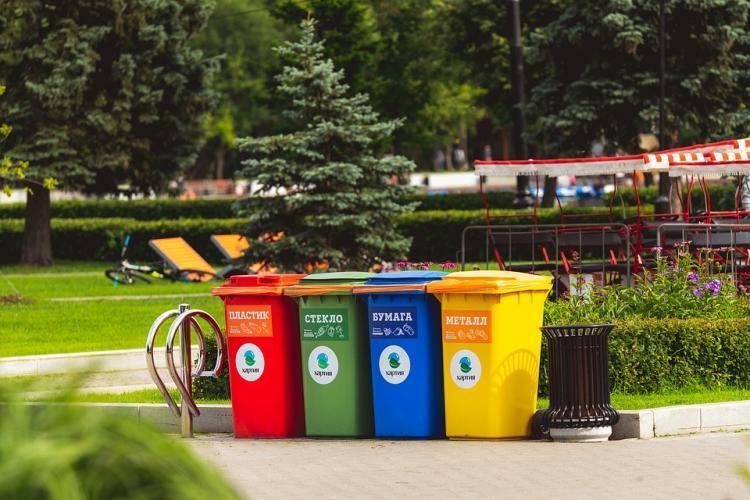 Первый пункт по раздельному сбору мусора открыли во Владивостоке