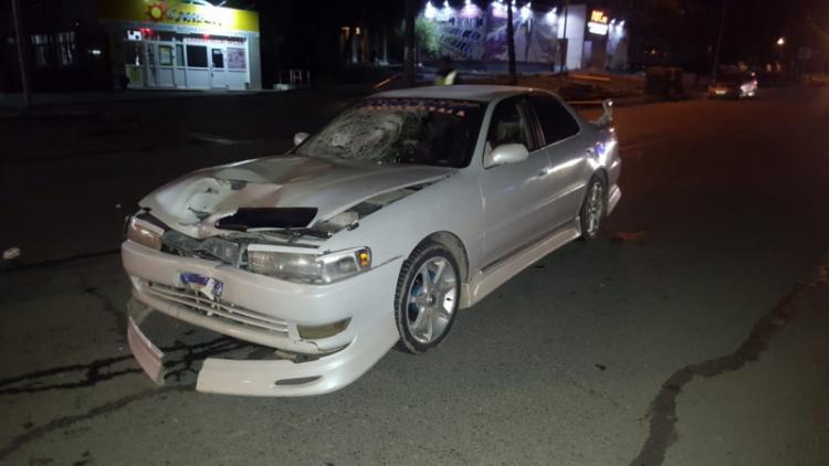 В Приморье полиция выясняет обстоятельства смертельного ДТП