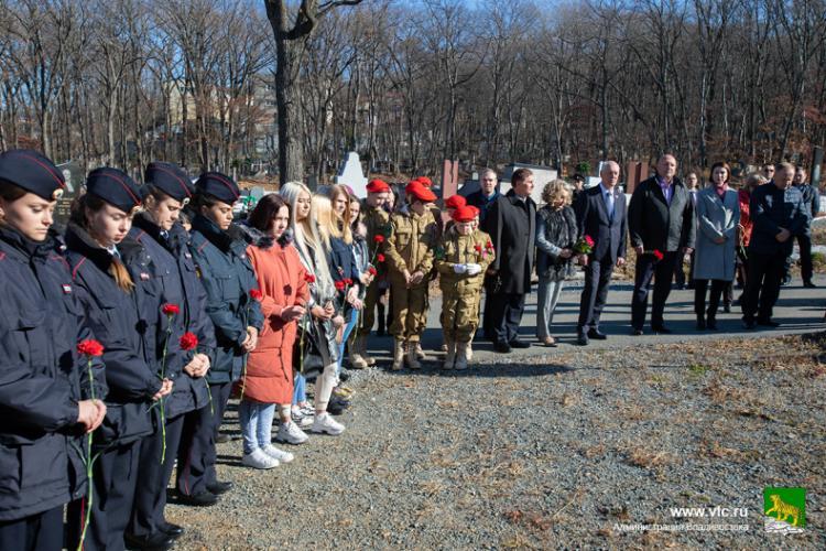 Митинг памяти жертв политических репрессий прошел во Владивостоке
