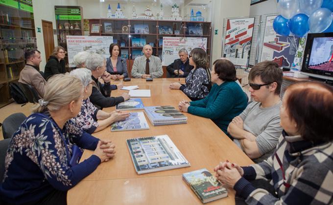 Аудиогид для слабовидящих по историческим местам создан в Новосибирске