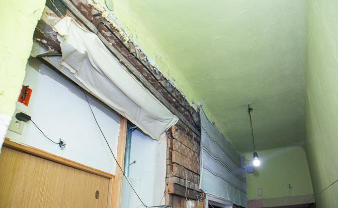 Почему жильцы аварийного дома отказались переселяться в маневренный фонд
