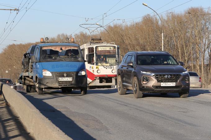 Трамвай на ул. Сибиряков-Гвардейцев: быть или не быть?