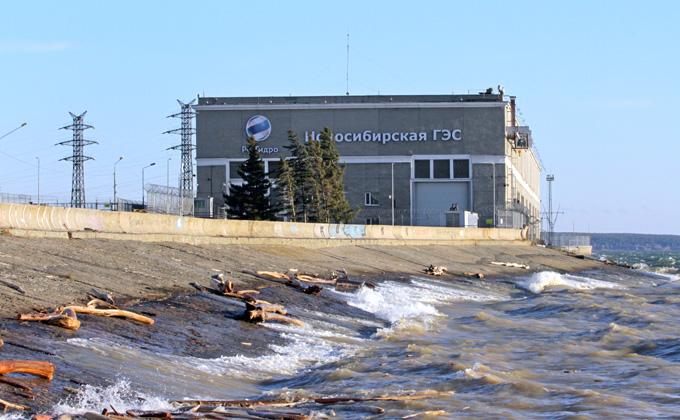 Щит управления ГЭС поменяли впервые за 62 года