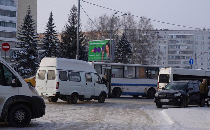 Проезд в транспорте Бердска подорожает с 8 декабря