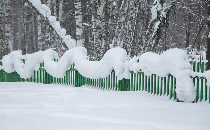 Снегопады 12 ноября накроют Новосибирск