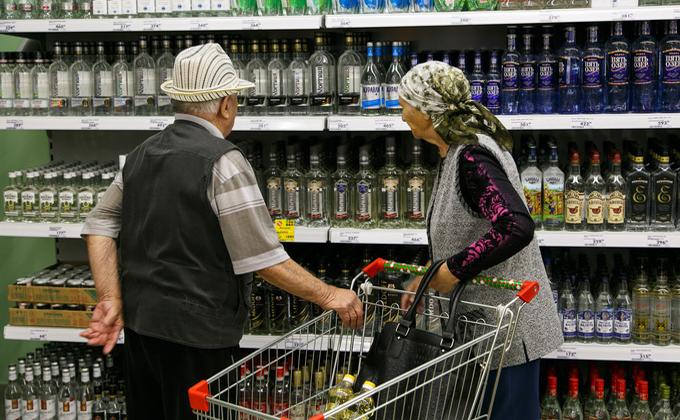 Сократить время продажи алкоголя предложили в России