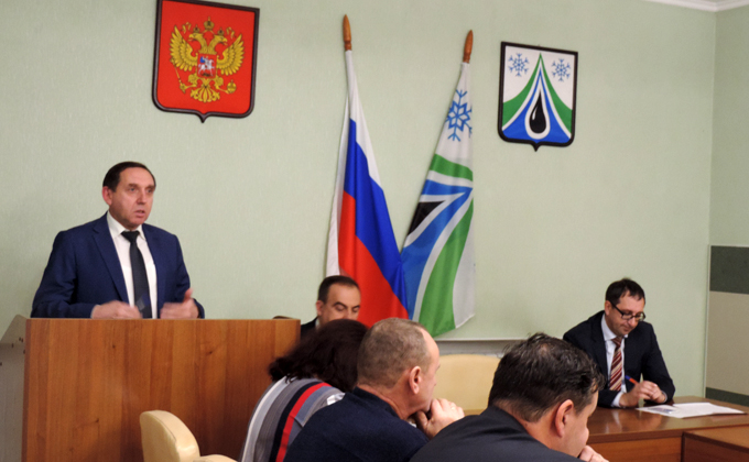 Сергей Коростелев повторно избран главой Северного района