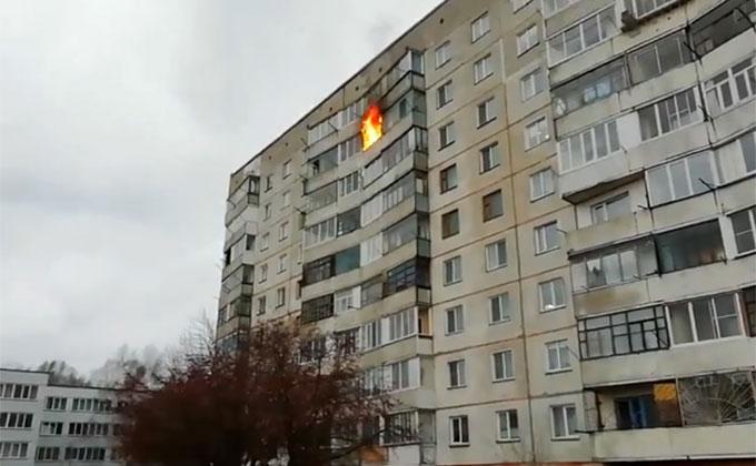 Баллон с газом взорвался в Линево – мужчина погиб