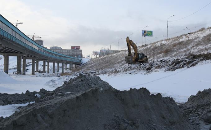 260-метровый мост свяжет новый ЛДС и площадь Лыщинского