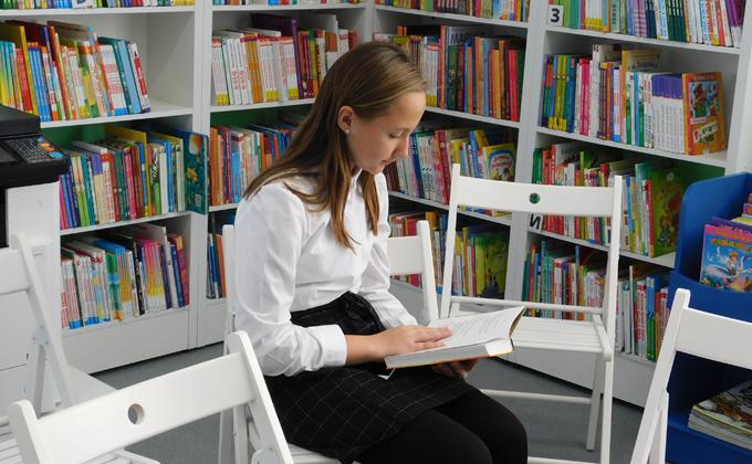 Детскую библиотеку «прокачали» на пять миллионов в Искитиме