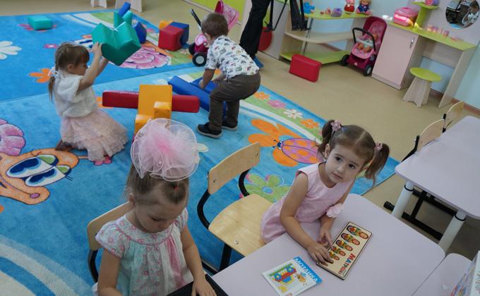 Второй корпус детского сада «Дельфин» сдан раньше срока в Бердске